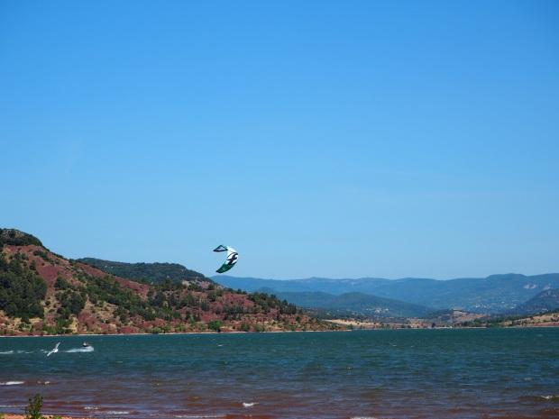 Lac du Salagou - Summer 2015