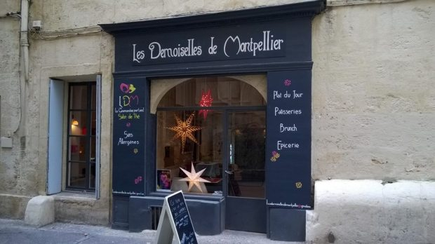 Les demoiselles de Montpellier - Vide dressing